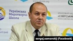 Депутат міськради Сєвєродонецька від «Блоку Петра Порошенка» Сергій Самарський, якого вбили 3 листопада 2017 року