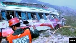 Аварія автобуса в Пакистані (ілюстративне фото)