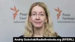 Виконувач обов'язків міністра охорони здоров'я Уляна Супрун