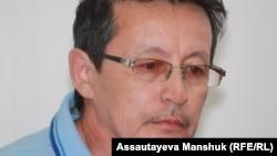 Лидер НПО «Балга» Марат Жанузаков.