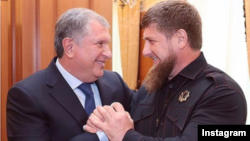 Kadyrov and Sechin