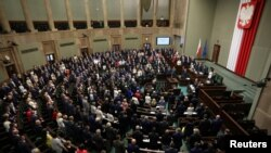 La votul din Sejm