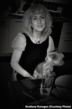Виктория Тимофеева