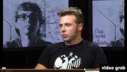 """Илья Гущин, фигурант """"Болотного дела"""""""