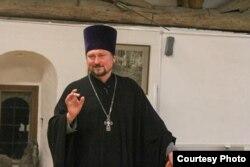 Настоятель вологодского храма отец Алексей Сорокин