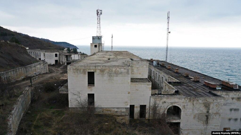 Долгострой еще с советских времен