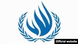 Logo e Këshillit të të Drejtave të Njeriut e OKB-së