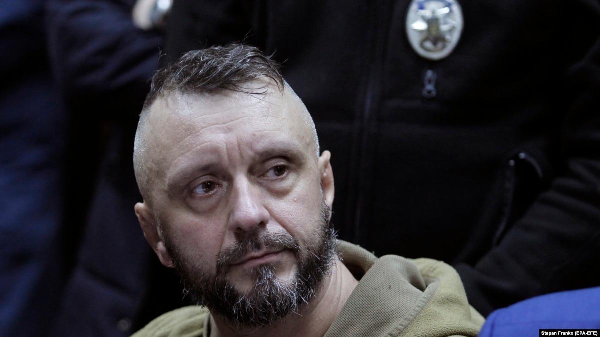 Суд перенес рассмотрение изменения меры пресечения Антоненко на февраль