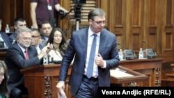 Nije poznato objašnjenje razloga zbog kojih je Vučić otkazao za danas zakazane sastanke