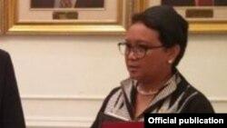 وزیر خارجه اندونیزیا