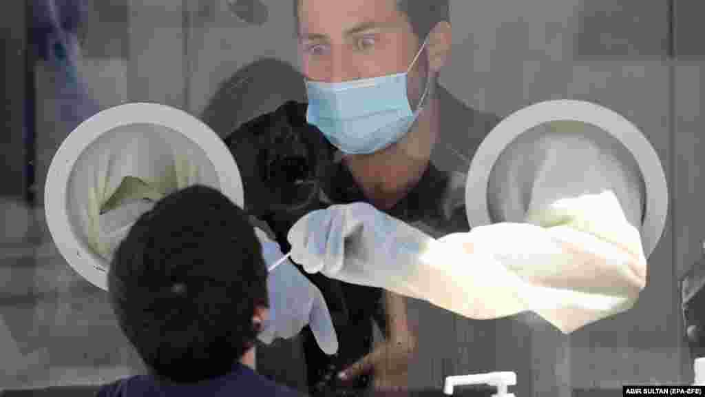СЕВЕРНА МАКЕДОНИЈА - Министерството за здравство (МЗ) информира дека во последните 24 часа се направени 464 тестирања, а регистрирани се 37 нови случаи на ковид-19, четворица починати и 131 оздравен пациент.