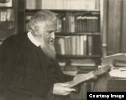 Митрополит Андрей Шептицький у Львові (архівне фото)