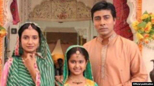 Индиски серии, Малечката невеста.