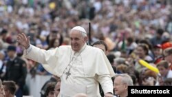 Arkiv - Papa Françesku në Vatikan