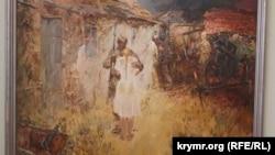 Выставка картин в Севастополе, 6 мая 2017 года