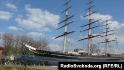 Британський вітрильник Cutty Sark – один з символів британського мореплавства, торгівлі та досліджень став музеєм у Ґрінвічі