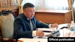 Канатбек Исаев, депутат парламентской фракции «Кыргызстан» Жогорку Кенеша.