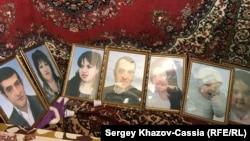 Фотографии членов убитой семьи Аветисян