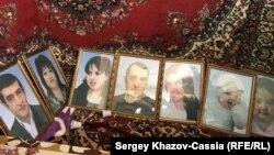 Սպանված Ավետիսյանների լուսանկարները, արխիվ