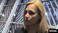 Майа Касьянчіч, речниця зовнішньополітичної служби ЄС