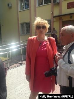 Адвокат Мария Бонцлер