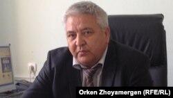 Марат Атабаев, заместитель акима Шортандинского района Акмолинской области.