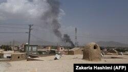 Атака талибов на Газни. 10 августа 2018 года
