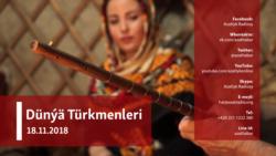 Germaniýada we Şwesiýada türkmen aýdym-sazlary ýaňlandy
