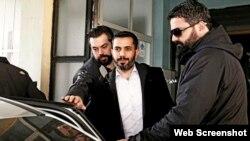 Арест журналиста в Турции. Архивное фото.