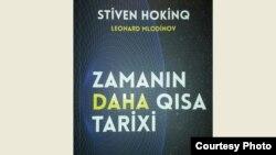 Stephen Hawkingin kitabı.