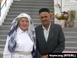 Рефат и Мусфире Муслимовы. 2003 год. Фото из семейного архива