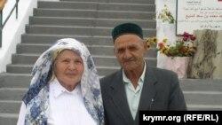 Refat ve Musfire Muslimovlar. 2003 senesi. Qoranta arşivinden alınğan foto