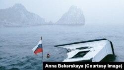 Колаж художниці Ганни Бекерської
