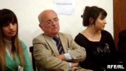 Prezident seçkisində müşahidəçilər, 15Okt2008