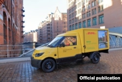 Фото: Deutsche Post