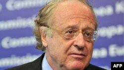 Eni компаниясының атқарушы директоры Паоло Скарони. Брюссель, 4 ақпан 2010 жыл.