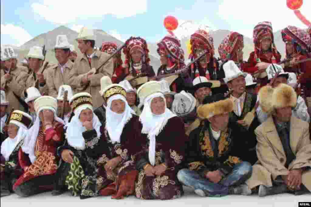 Хан-Манас в Китае #5