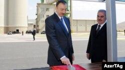 İlham Əliyev və Vasif Talıbov