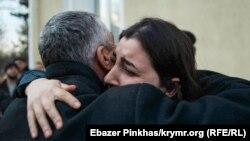 Реакция людей на решение суда о переводе фигурантов «дела Веджие Кашка» под домашний арест