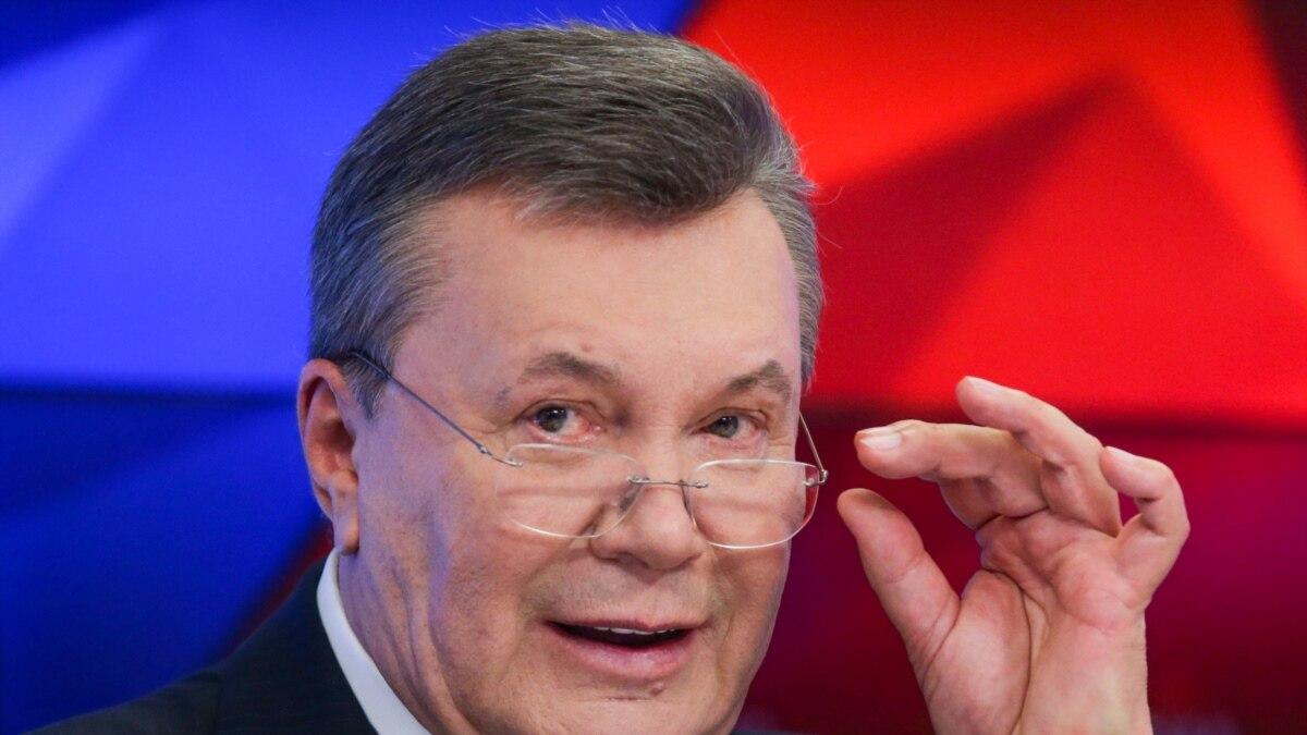 Адвокаты Януковича заявили о его готовности «сотрудничать» с ГБР в деле «о сдаче Крыма»