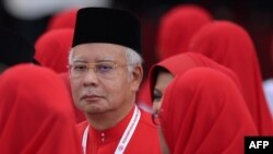 Malayziyanın baş naziri Najib Razak
