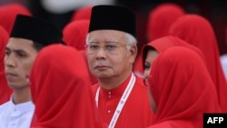 Премьер-министр Малайзии Наджиб Разак.
