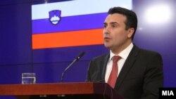 Премиерот на Македонија Зоран Заев
