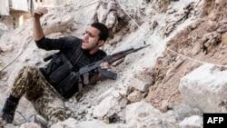 Suriyada üsyançı, arxiv fotosu