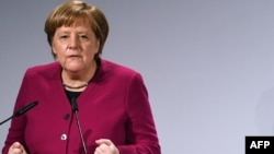 Angela Merkel na sigurnosnoj konferenciji u Minhenu
