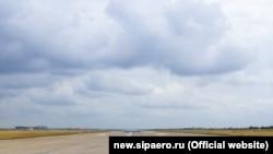 Злітно-посадкова смуга аеродрому «Бельбек», архівне фото