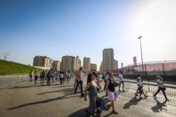 Səmayə Məmmədova: 'İslam Oyunlarına gələcək idmançılar 'Atletlər Kəndi'ndə qalacaq'