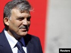 Türkiýäniň prezidenti Abdullah Gül