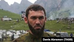 Спикер парламента Чеченской республики Магомед Даудов