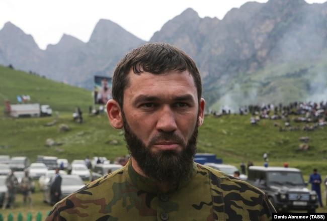 Магомед Даудов, спикер парламента Чечни